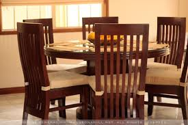 Custom Made Dining Room Furniture Custom Made Hardwood Furniture For The Living And Dining Areas
