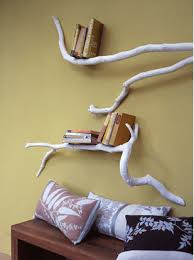 Tree Branch Bookshelf Diy 10 Awesome Tree Shaped Bookshelf You Should Get For Your Home