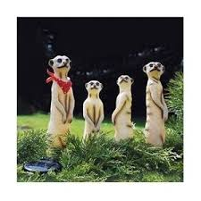 meerkat garden ornaments for meerkat gifts