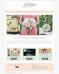 Wedding Planner Websites 63 Beautiful Feminine Wordpress Themes Of 2017 For Businesses And