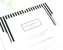 black and white striped wedding invitations what to write in a wedding invite black and white stripe wedding