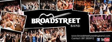 broadstreet wedding band broadstreet band wedding band and dj in waterford wedding bands