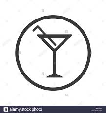 cocktail icon vector cocktail glass vectors stock photos u0026 cocktail glass vectors stock