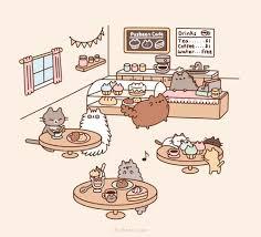 Pusheen Cat Meme - meow i am pusheen the cat this is my blog more