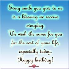 Happy Birthday Wisdom Wishes Happy Birthday Wishes For Son And Daughter Wishesalbum