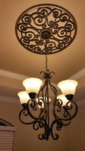 Iron Ceiling Light Ceiling Treatment Ceiling Medallions Wrought Iron Ceiling