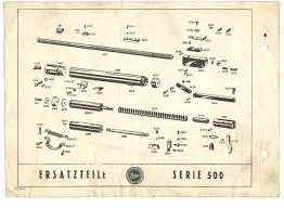 krico lg1 luftgewehr airguns pinterest