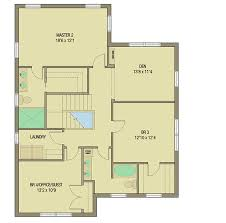 Floor Plans With Two Master Bedrooms Bungalow House Plan With Two Master Suites 50152ph