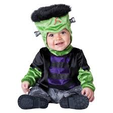 Infant Skunk Halloween Costumes Baby Toddler Boo Frankenstein Costume Target