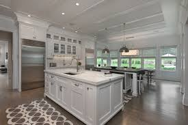 two kitchen islands kitchen with 2 islands modern two kitchen islands transitional