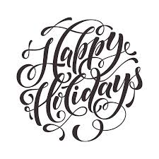 happy holidays clip vector images illustrations istock