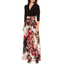 Jcpenney Wedding Guest Dresses Floral Maxi Dresses Dresses For Women Jcpenney