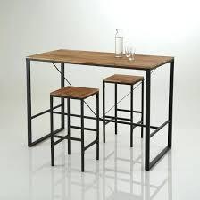 cuisine cdiscount table cuisine avec tabouret table cuisine avec tabouret