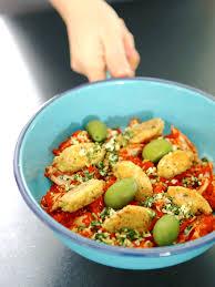 lapin a cuisiner quenelles de effiloché de lapin à la pulpe de tomates régal