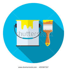 paint bucket icon stock images royalty free images u0026 vectors