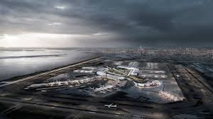 Map Of Jfk Airport New York by New York Plans 10 Billion Renovation Of Jfk Airport Archdaily