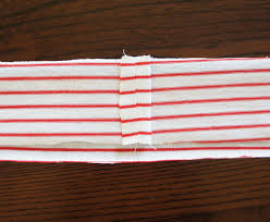 How To Sew A Flag How To Sew A Neck Binding U2014 The Papercut Collective