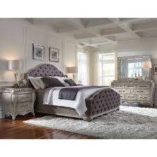 Deals On Bedroom Furniture by Anastasia 6 Piece King Size Bedroom Set Bedroom Set Grey King