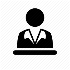 Service Desk Officer Concierge Help Desk Manager Person Service Icon Icon Search