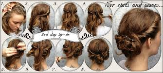updos for curly hair i can do myself how to hair diy hair resource from how to hair girl diyhair
