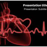 free cardiac powerpoint templates cardiac ppt template best