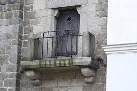 file balcony of třebíč castle little balcony jpg wikimedia commons