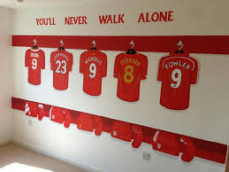 Youth Football Bedroom 14 Best Sportswalls Liverpool Fc Images On Pinterest Wallpaper