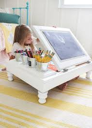 how to make a child s desk kitchen cabinet into child s desk children s desks and storage