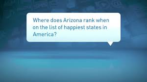 is arizona the happiest place to live youtube