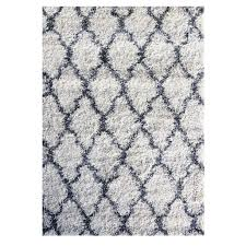 flooring enticing cream shag rug for decorating your floor