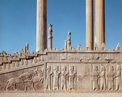 Ancient Origins Of Halloween The Apadana Audience Hall Of Darius And Xerxes Was Constructed In