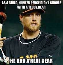 Hunter Pence Memes - twitter search hunterpencesigns hunter pence signs sf