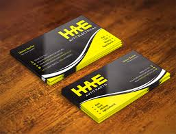 Car Service Business Card Serious Modern Business Card Design For Hunter Auto Electrical By