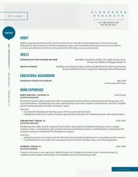 Pages Resume Templates Mac Getessay by 109 Best Cv Images On Pinterest Creative Good Luck And