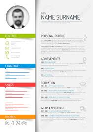 resume color paper cv images stock pictures royalty free cv photos and stock cv vector minimalist cv resume template light color version