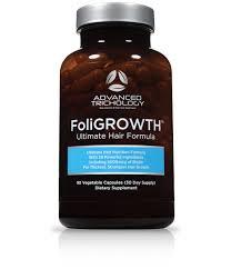 foligrowth ultra hair growth vitamin with high potency biotin