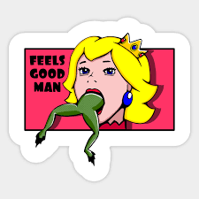 Feels Good Meme - feels good meme sticker teepublic