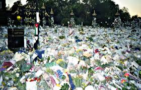 flowers for princess diana u0027s funeral photo page everystockphoto