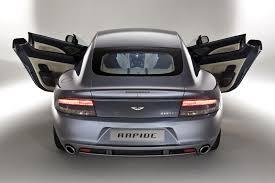aston martin 4 door cars best 4 door sports cars automotive review