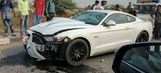 Black Mustang Crash 5 Honda City Rivals Coming Soon To India