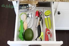 how to organise kitchen utensils drawer kitchen utensil organization a bowl of lemons