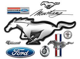 decals for ford mustang fathead mustang ford mustang logo wall decals 1055 00007 free