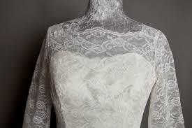 Wedding Dress Lace Sleeves Heavenly Vintage Brides Uk Vintage Wedding Blog December 2013