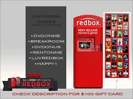 redbox codes free promo codes 2015 and free gift card updated