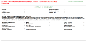 Maintenance Technician Job Description Resume by Landscape Maintenance Technician Employment Contracts