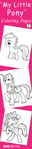 115 best my little pony boyama images on pinterest coloring
