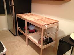 baby changing tables turned kitchen counter ikea hackers ikea