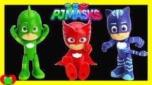 pj masks light up shoes pj masks superheroes light up figures catboy owlette gekko with