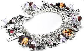 personalized picture charms custom charm bracelet stainless steel charm bracelet