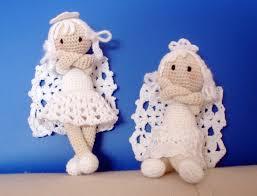 silly little angel angel amigurumi and crochet